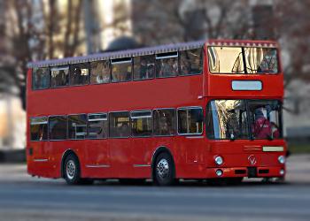 Bus London Doppeldecker