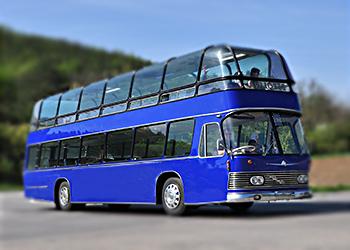 Doppeldeckerbus-Büssing