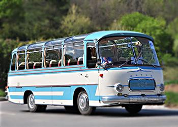 Historischer-Bus