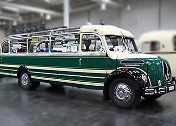 Magirus-Deutz-Hochzeitsbus